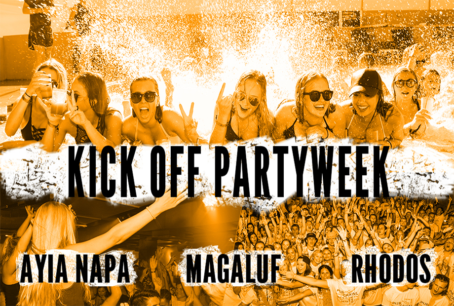Nordic Invasion presenter stolt KICK OFF PARTYWEEK